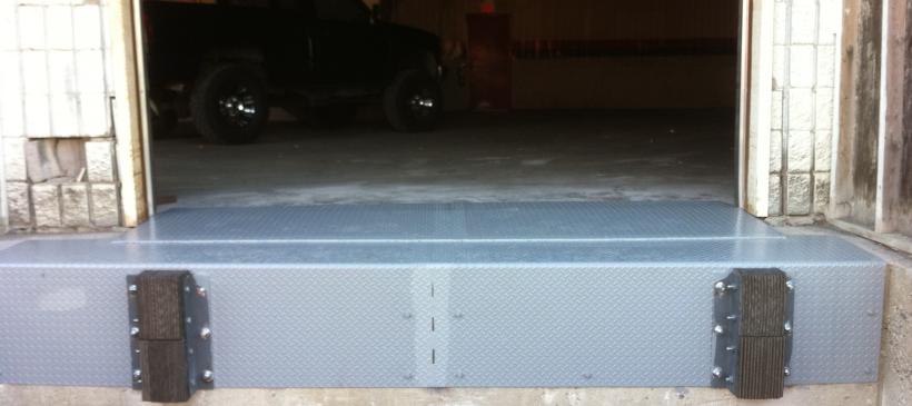 Onsite Loading Dock Repair
