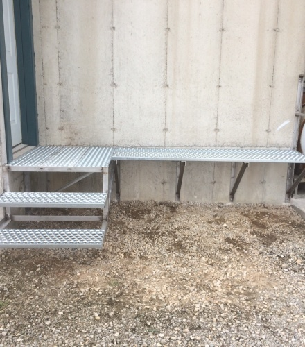 Stainless Platform