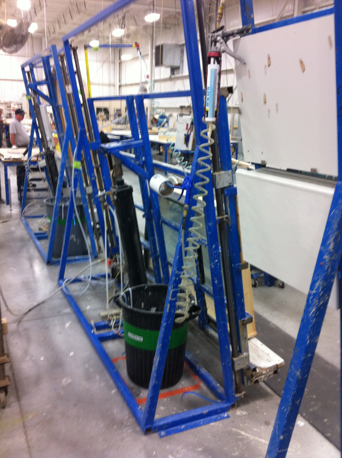 Manufactured Vertical Lifting Tables