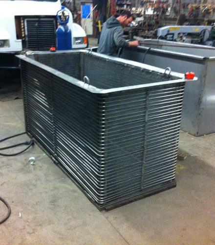 Protective Ventilation Box